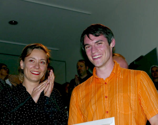 Anna Goetz und Stuart Middleton, MMK Museum für Moderne Kunst, 2016