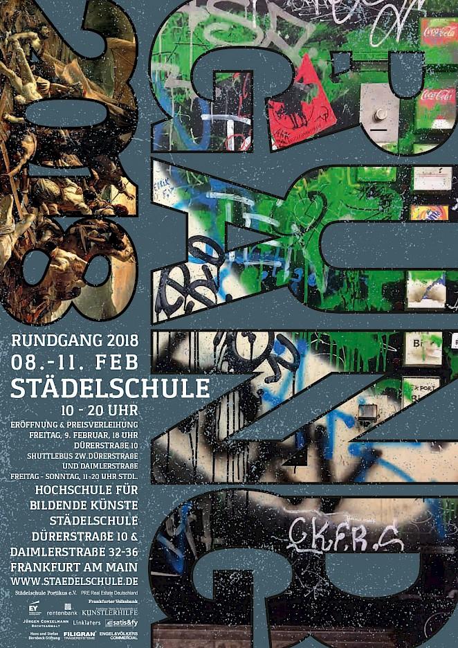 Rundgang 2018 - Poster