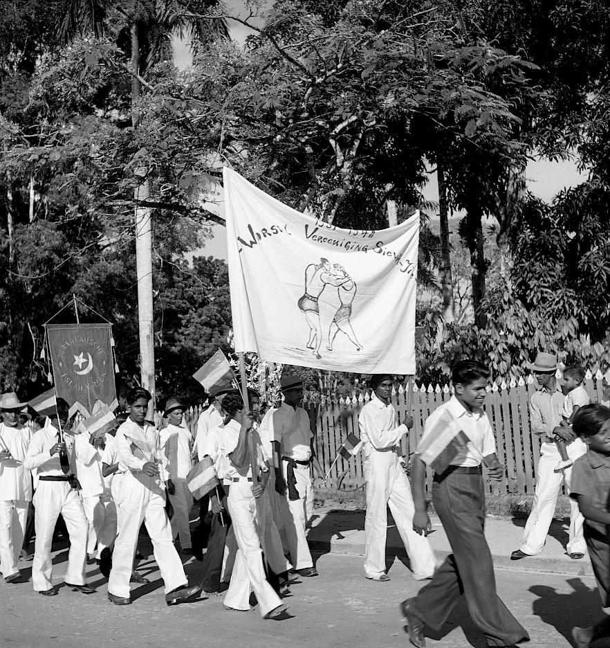 Pierre Verger – Hindou, Paramaribo, Suriname, 1948, copyright: Pierre Verger Foundation, Salvador da Bahia, Brazil