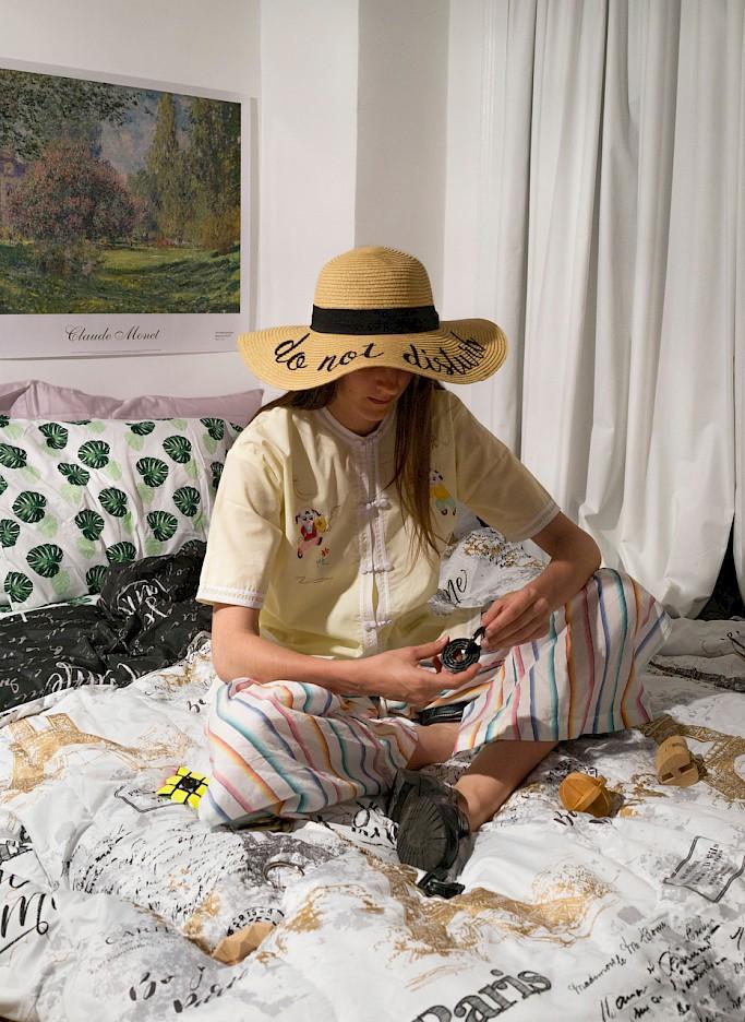 Bernadette Van-Huy, Do Not Disturb, 2018