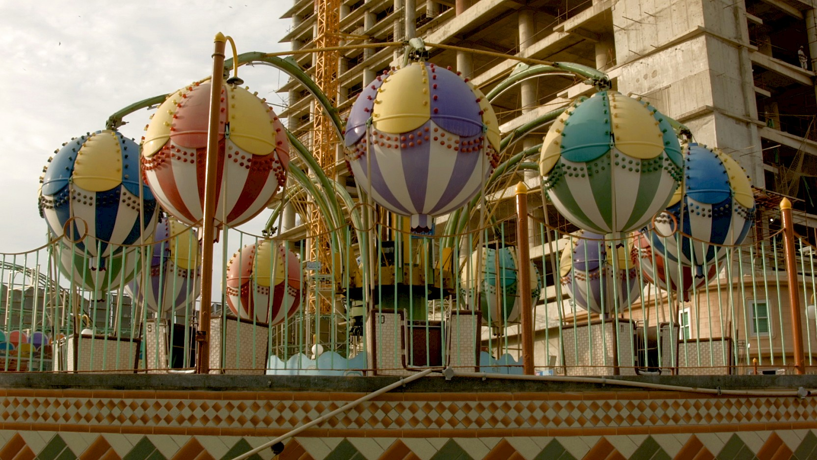 Bani Abidi, Funland, 2016, film still, photo: Courtesy of the artist