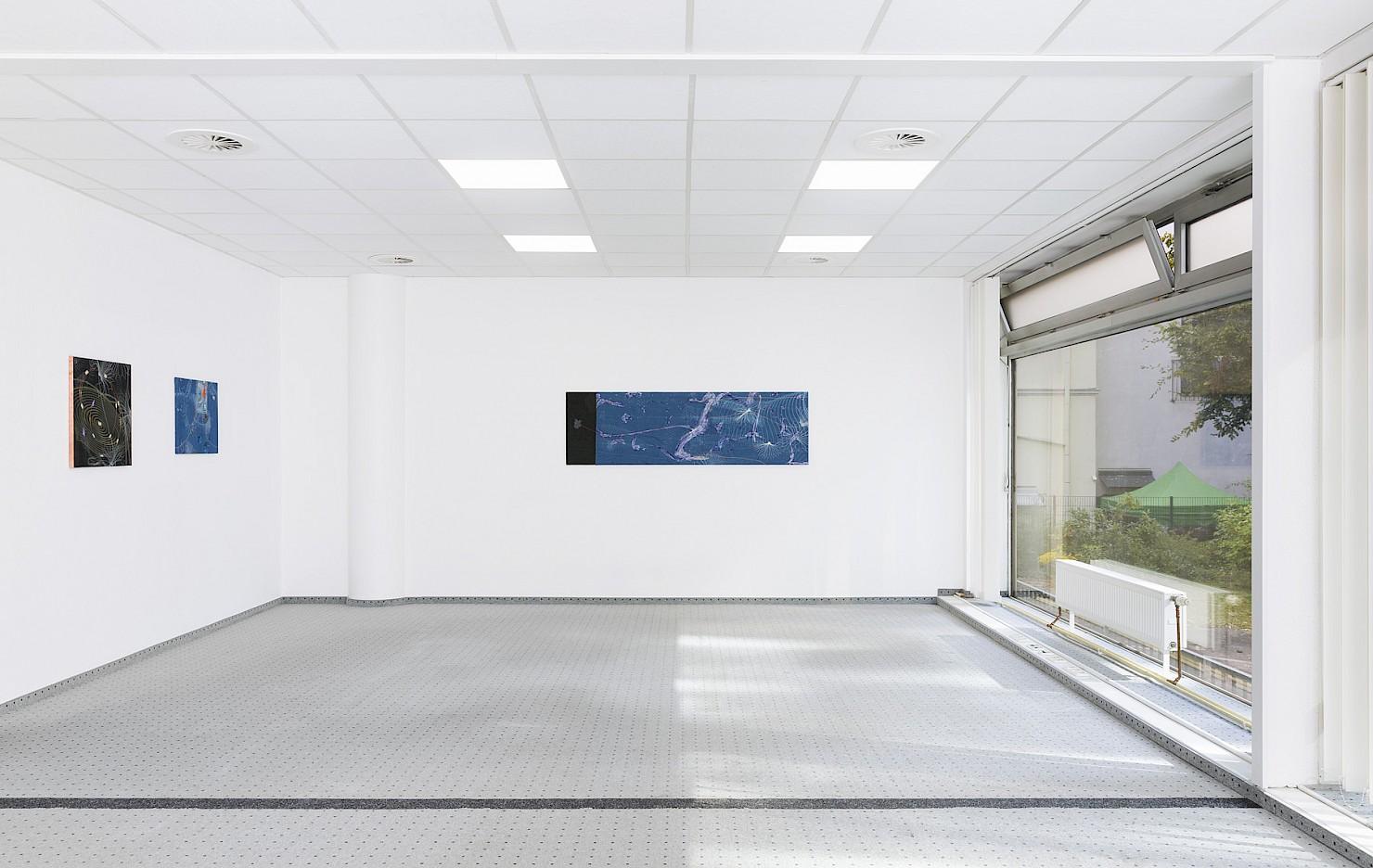 Conrad, installation view The Whistle, 2021, Schaumainkai 69, photo: Ivan Murzin